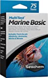 Seachem MultiTest Marine Basic Test Kit