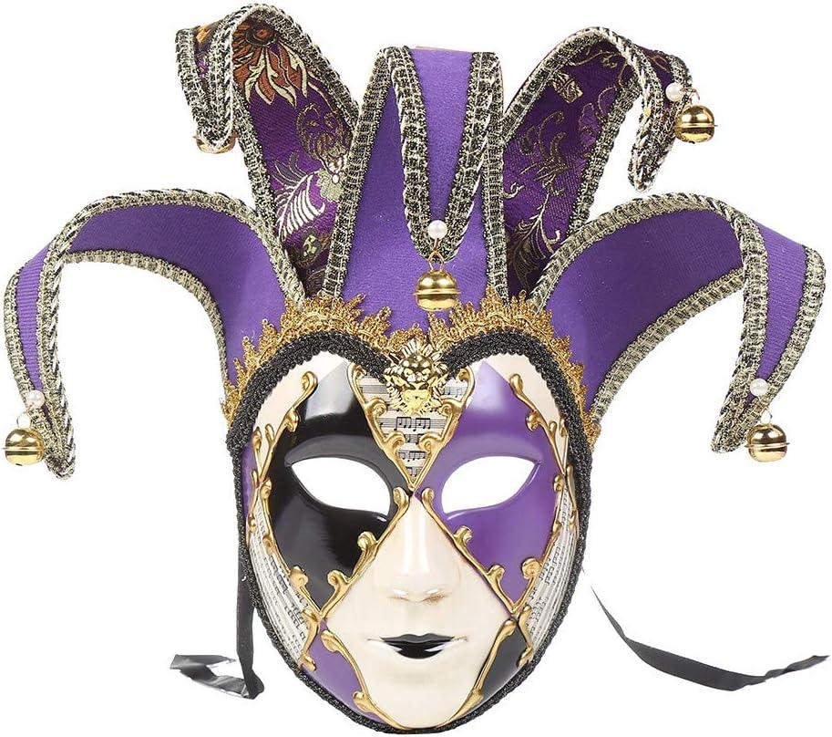 Máscara de Joker veneciana de Blobboy ✅ máscara de carnaval para ...