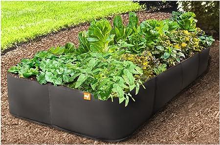 Amazon Com Victory 8 Ez Gro Garden Large Rectangle 4 Ft X 8 Ft