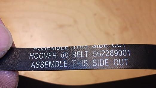 2pk Hoover Belts for Hoover Model UH70211