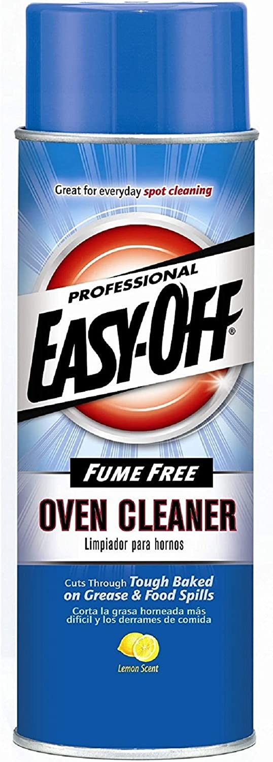 Easy Off Professional Fume Free Max Oven Cleaner, Lemon 24 Ounce