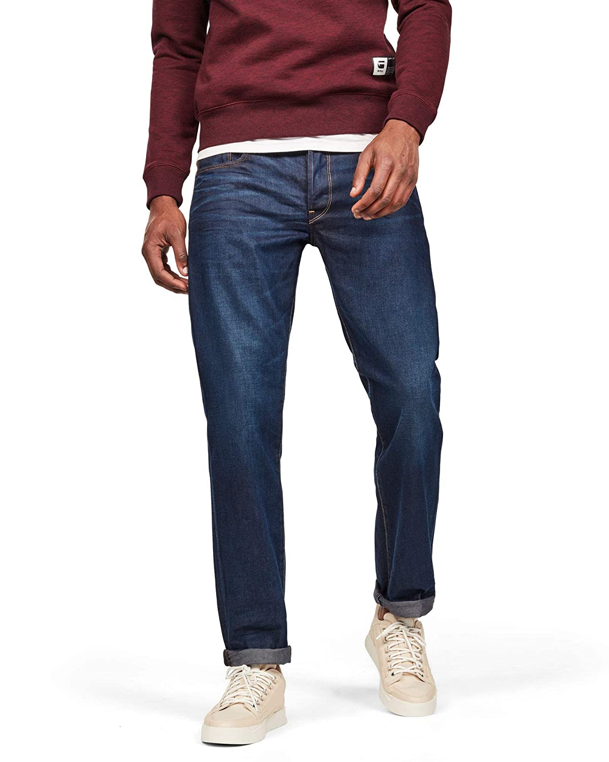 G-STAR RAW 3301 Straight Classic Jeans para Hombre