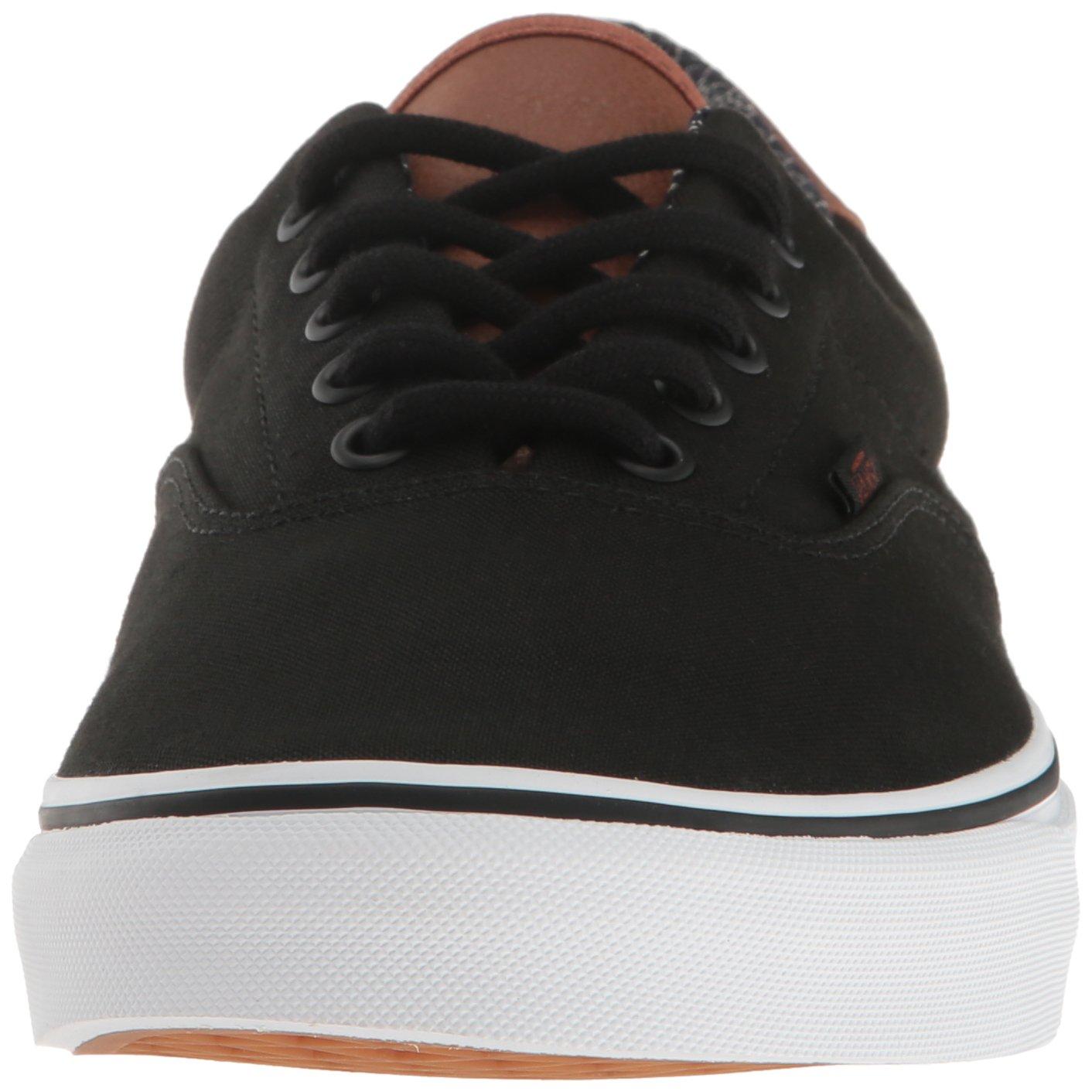 Vans Unisex B01I22Q7PY Era 59 Skate Shoes B01I22Q7PY Unisex 9 D(M) US|Black / Material Mix 55e46a