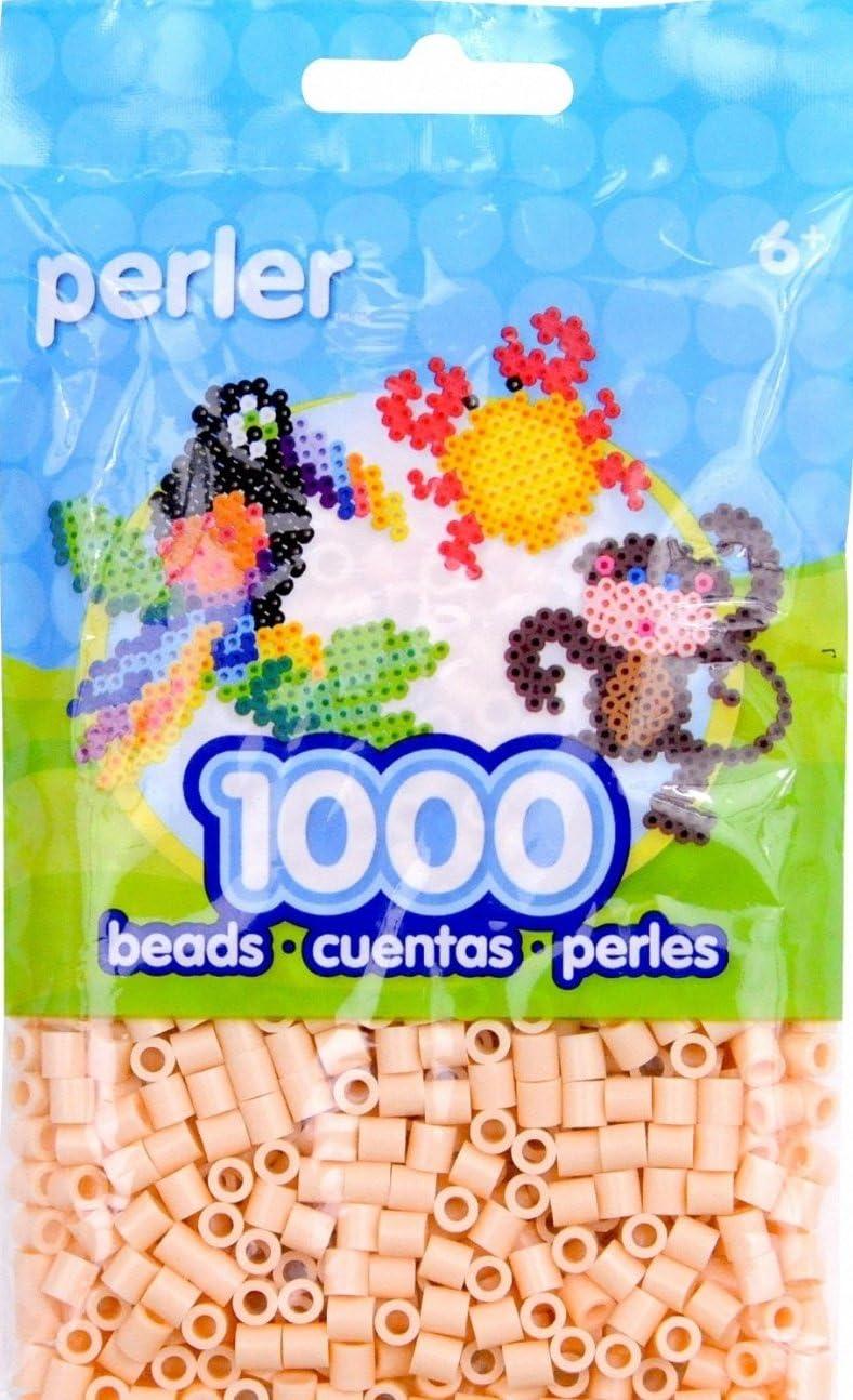 Perler Beads Sand 1,000 Count Bulk Buy 3 Pack