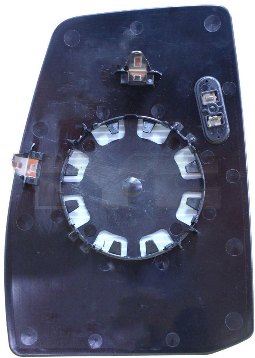 Au/ßenspiegel links beheizbar inneneinstellbar konvex elektrisch schwarz