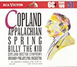 Copland: Billy the Kid / Appalachian Spring