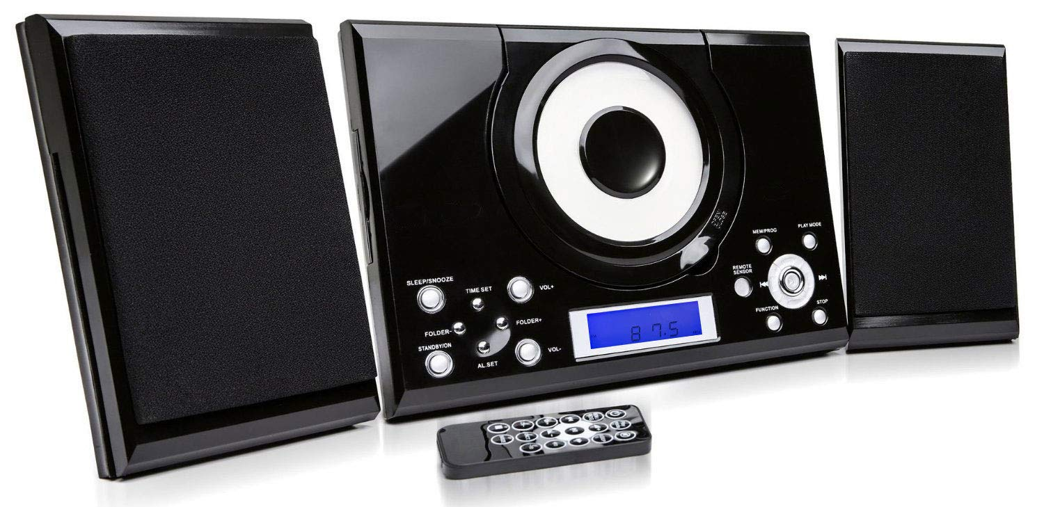 GTMC-101 CD Player with Stereo Speakers  Amazon.co.uk  Electronics 0f2c49114bf8a