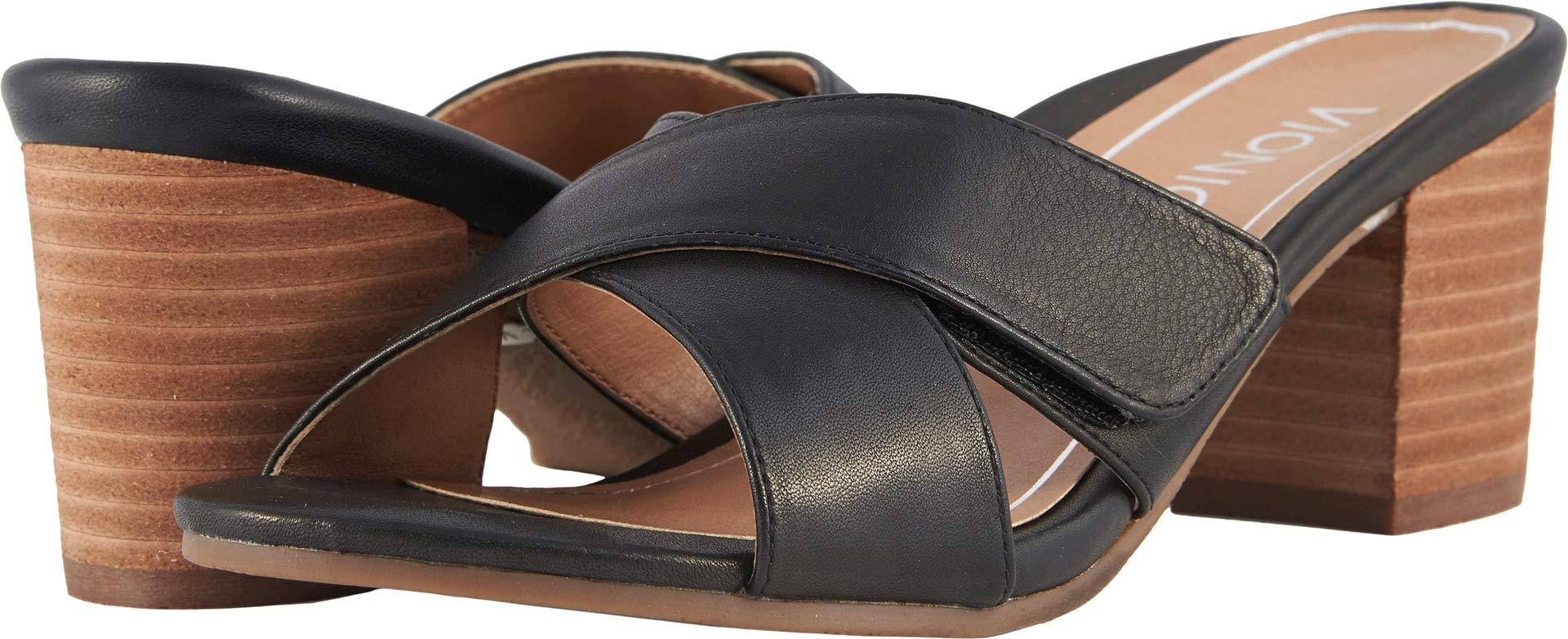 Vionic Women's Lorne Slide Sandal Black 8 M