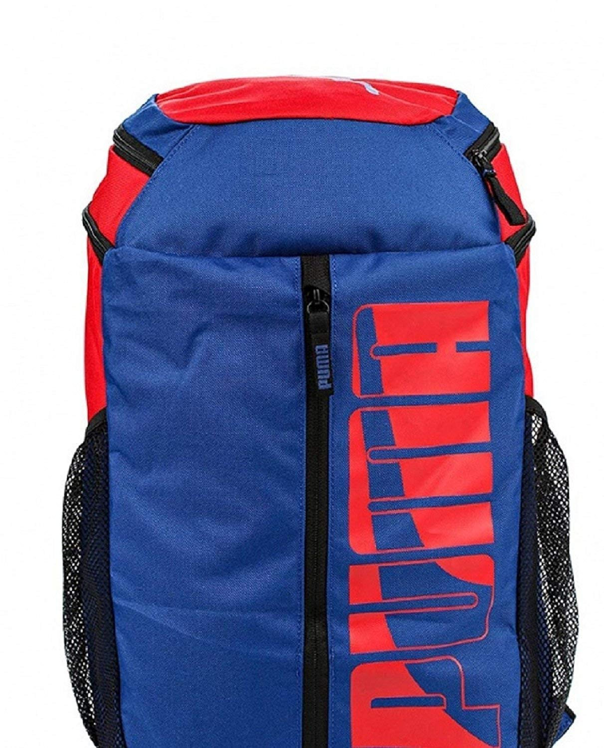e0bd20e3cc (CERTIFIED REFURBISHED) Puma 24 Ltrs Mazarine Blue Barbados Cherry Casual  Backpack (7411402)  Amazon.in  Bags