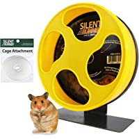 """Silent Runner 9"""" Pet Exercise Wheel + Cage Attachment"""