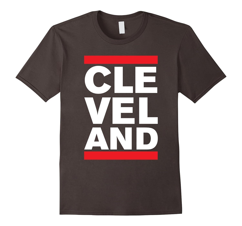 Cleveland Sports Apparel T-Shirt-BN