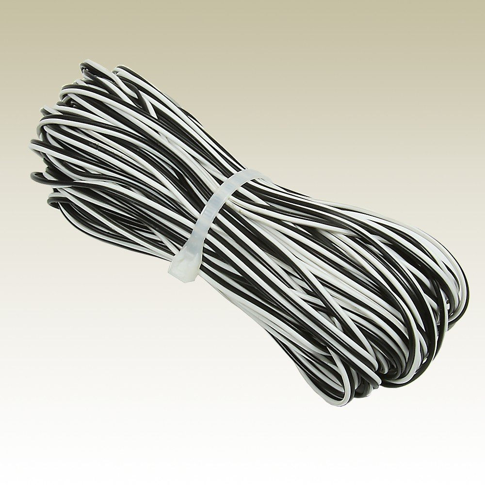 Led Low Voltage Wire 100ft 22 2 Gauge Electrical Wiring Portfolio Landscape Lighting Wires Garden Outdoor
