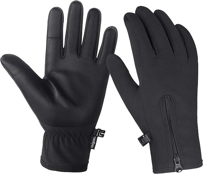 Unigear Winter Waterproof Gloves for Men and Women