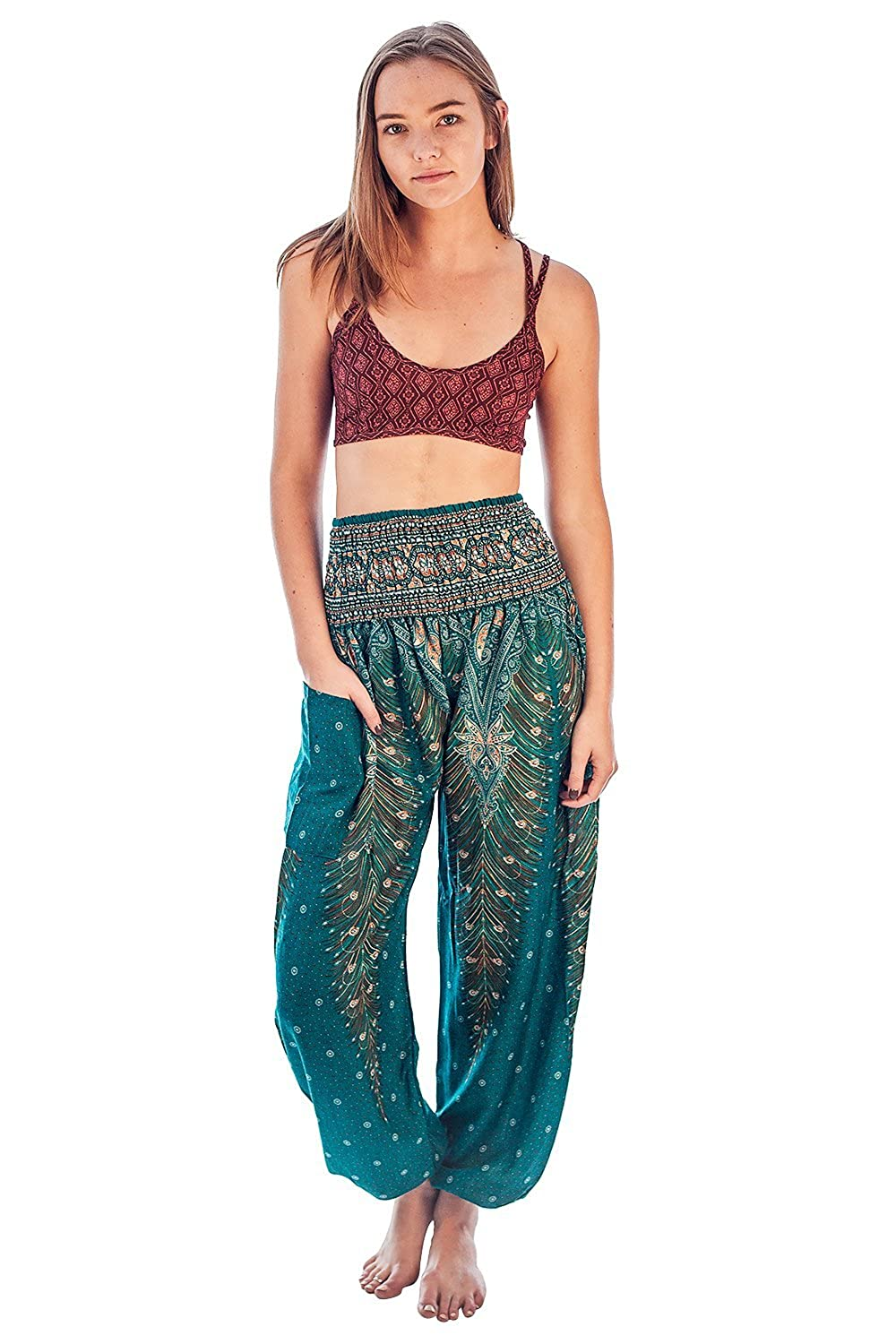 Pants - Ultra Comfy, Banded Waist. Loose Fit, One Size, 3 Color Choices