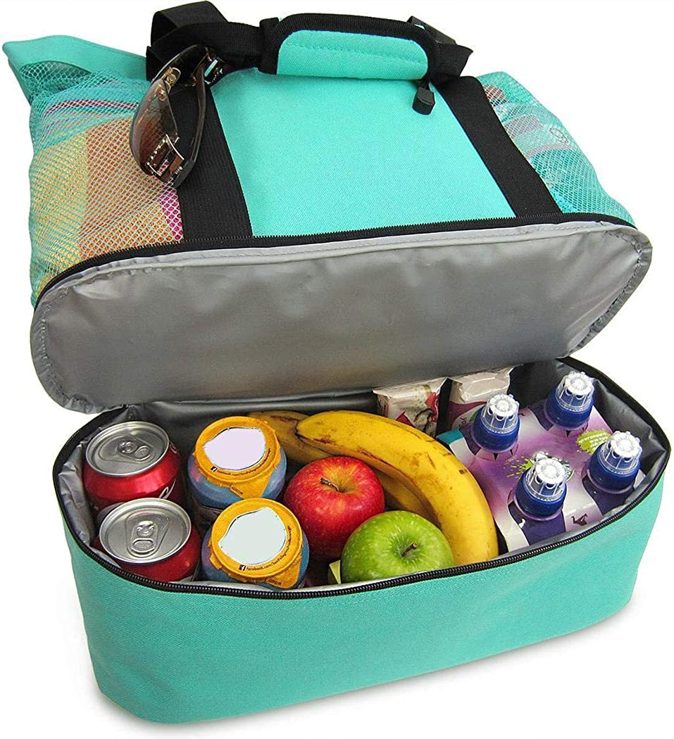 Idomeo Multi-function Picnic Beach Camping Insulation Bag Ice Bag Lunch Bags