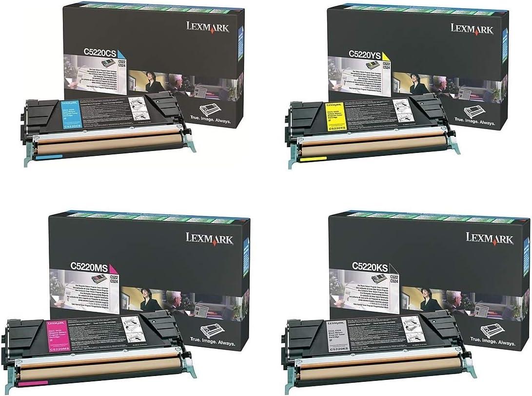 Lexmark Lexmark C522 C524 Cyan Toner Cartridge