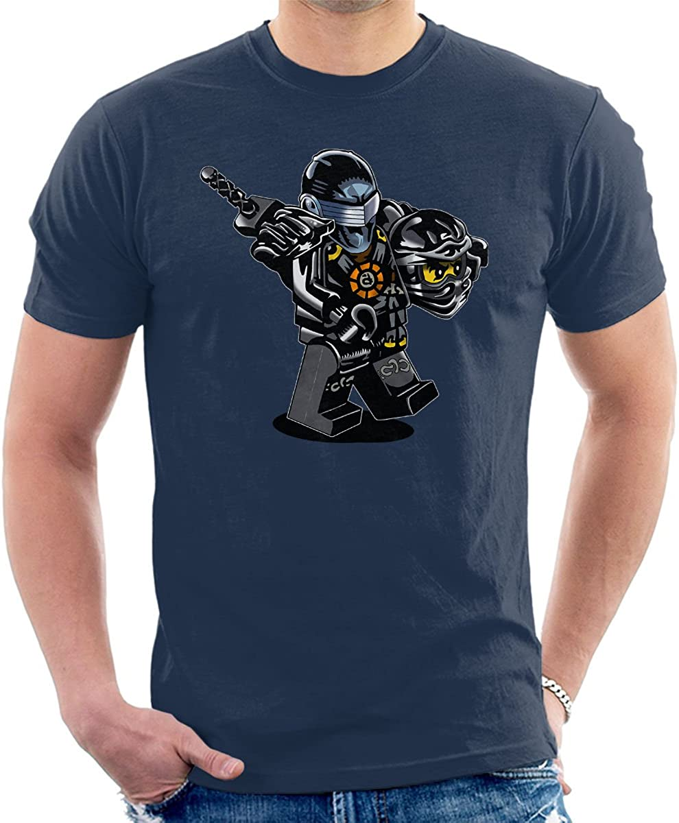 G I Joe Ninjago Cole Men's T-Shirt: Amazon.de: Bekleidung