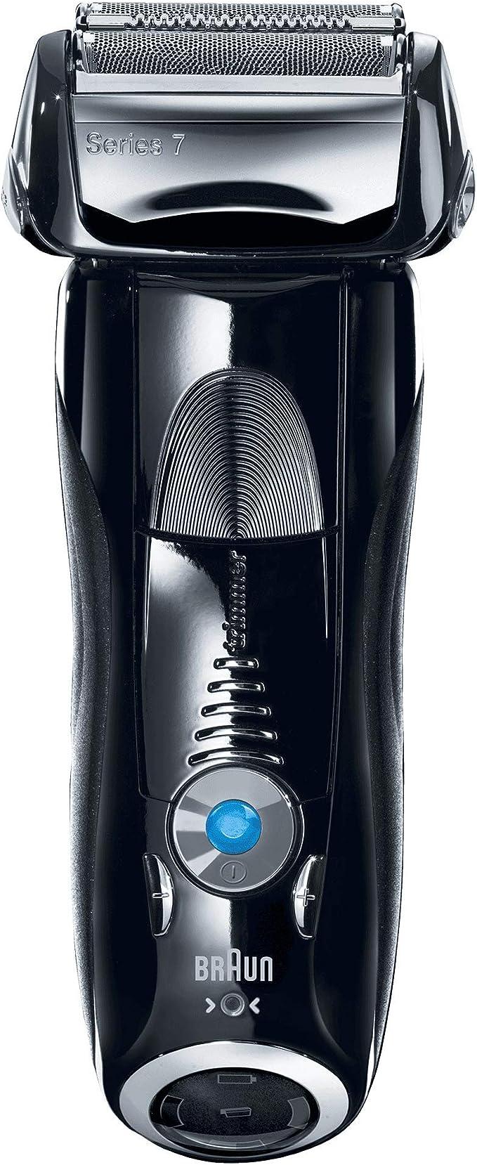 Braun 720s-4 - Afeitadora (Negro, Batería, Ión de litio, 1h, 50 min): Amazon.es: Salud y cuidado personal