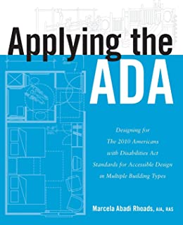 Amazon ada in details interpreting the 2010 americans with applying the ada designing for the 2010 americans with disabilities act standards for accessible design fandeluxe Gallery