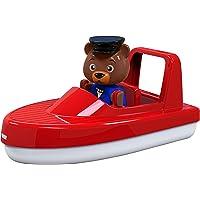 AquaPlay 8700000251 - Speedboot mit Kapitän