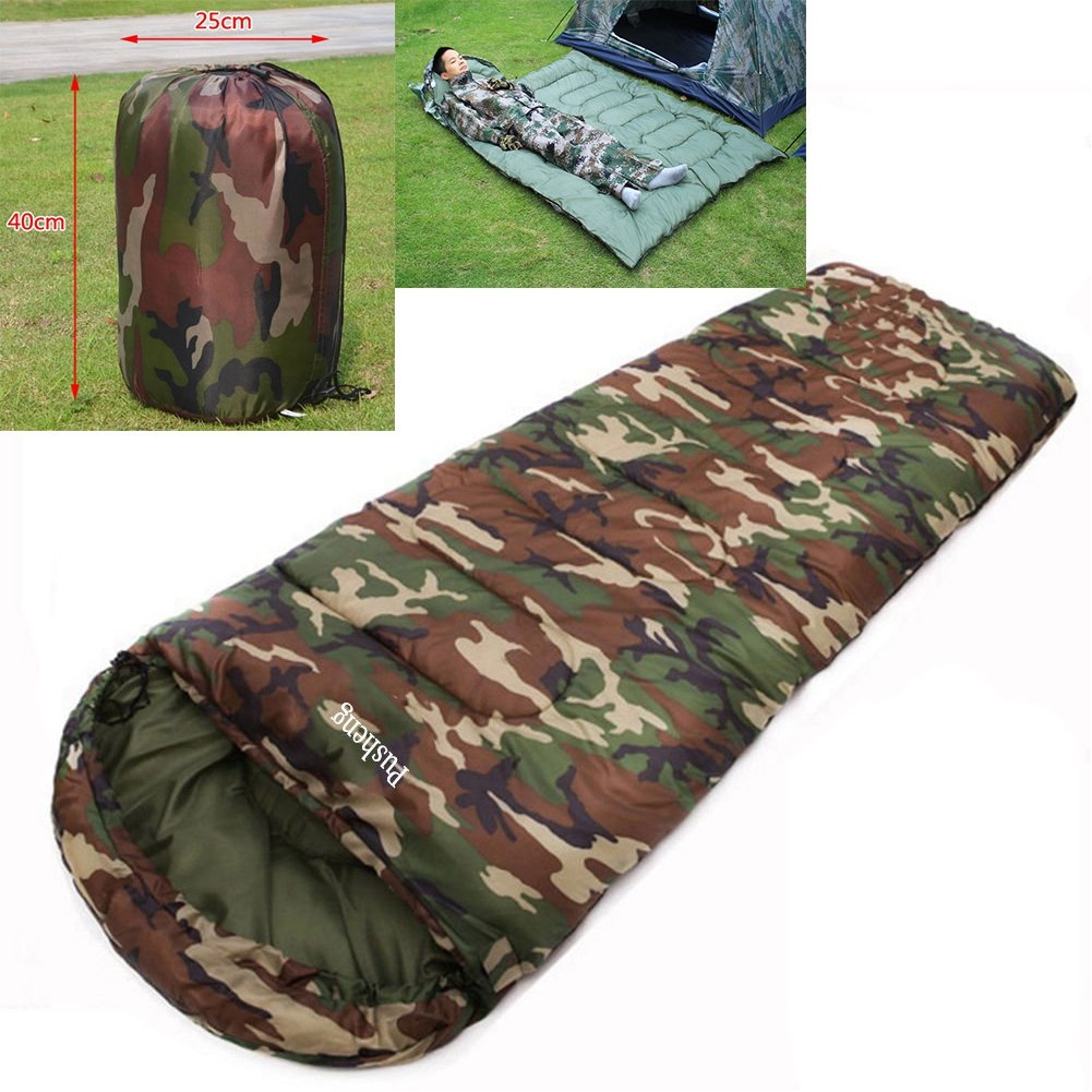 Abco Tech - Saco de dormir, ligero, portátil, impermeable, cómodo, con bolsa de compresión, para viajes, camping, senderismo y actividades al aire libre, ...