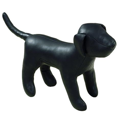 Amazon East Side Collection Vinyl Dog Mannequins 8 Xs Black