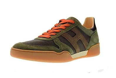 Burgundy H357 sneakers Hogan hD5eu