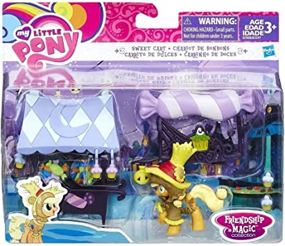 HS MY LITTLE PONY STORY PACK ASS. 3597 , color/modelo surtido: Amazon.es: Juguetes y juegos