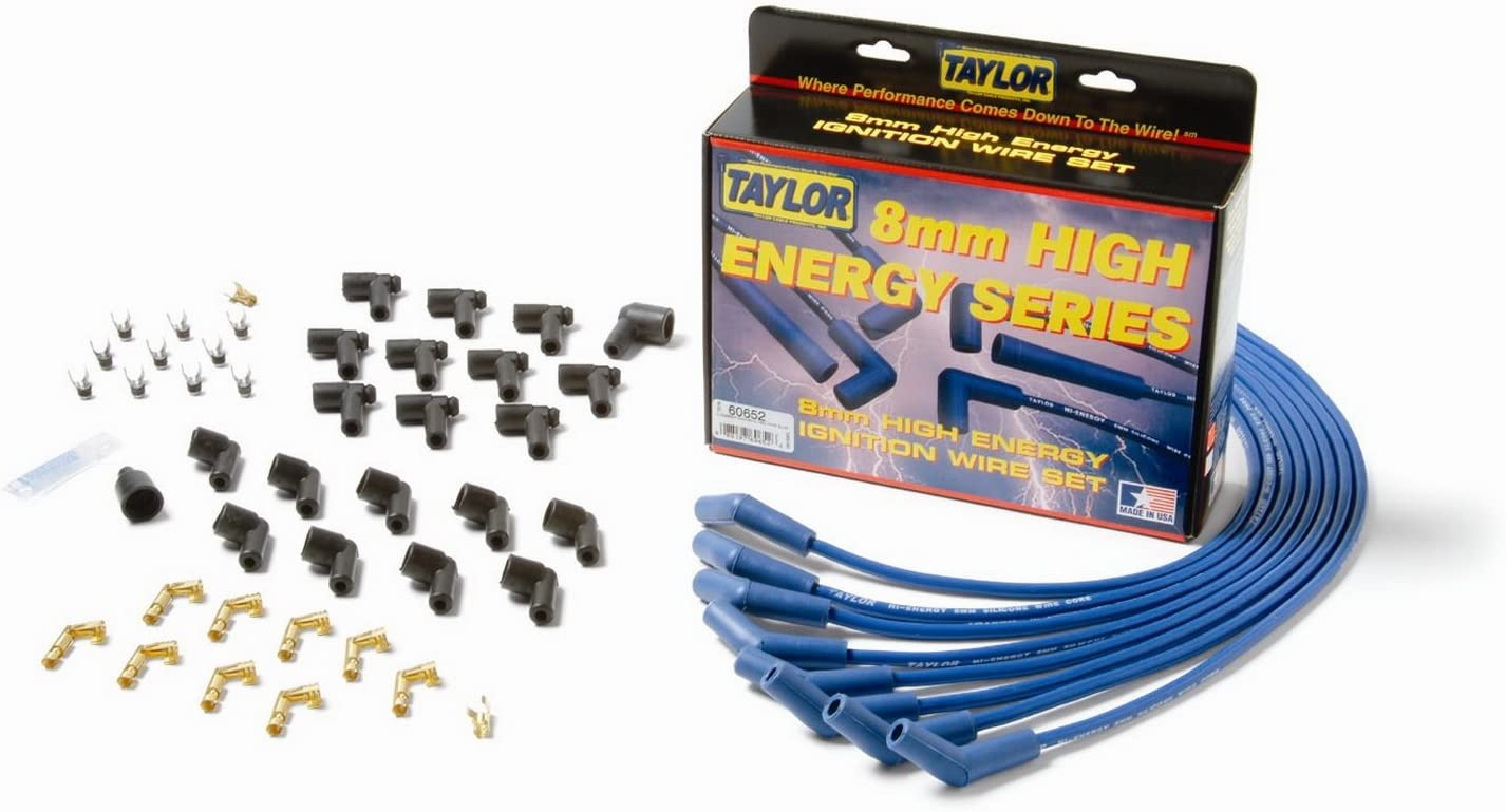 Taylor Cable 60652 8mm High Energy Ignition Wire Set
