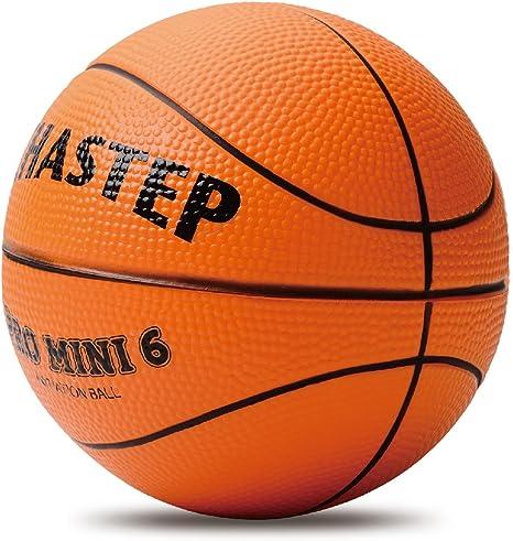 Mini Basketball Swimming Pool Basketball Kids Indoor Basketball 5 Inch Diameter Soft and Bouncy