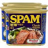 【4罐】世棒spam荷美尔午餐肉罐头火锅食材可即时 (经典)