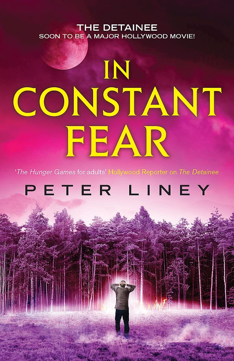 Read Online In Constant Fear: The Detainee Book 3 pdf