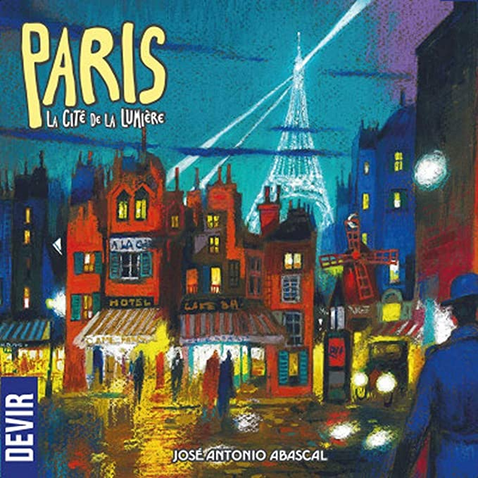 Devir- Paris: La Cité de la Lumière Ed Portugues/Italiano (BGPARPTIT): Amazon.es: Juguetes y juegos