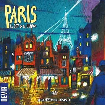 Devir- Paris: La Cité de la Lumière Ed Portugues/Italiano ...