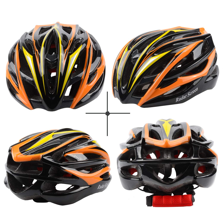 Radar - Casco de Bicicleta para Hombre y Mujer, Certificado de ...