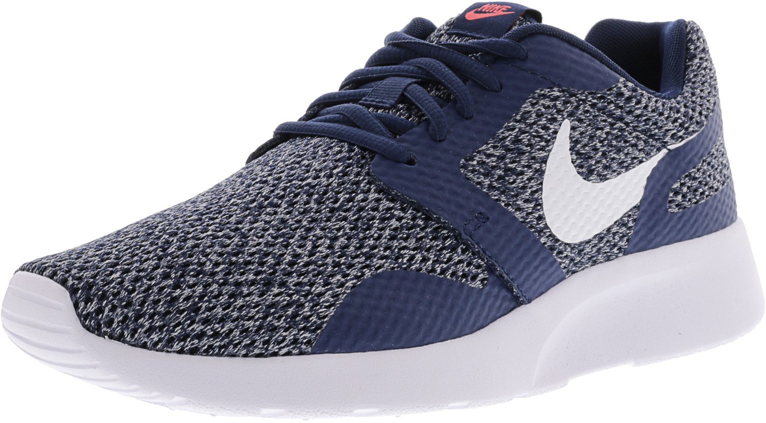 ec09b10771a Galleon - Nike Women s Kaishi Ns Navy White - Vast Grey Sea Coral Ankle-High  Running Shoe 8.5M