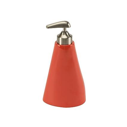Umbra Orvino dispensador de jabón de melamina, Naranja