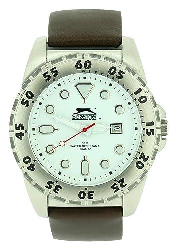Slazenger SLZ58/A - Reloj de Caballero de Cuarzo (japonés)