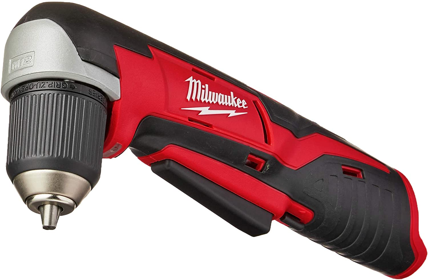 MILWAUKEE'S 2415-20 M12 12-Volt Lithium-Ion Cordless Right Angle Drill