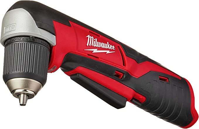 Milwaukee 2415-20 M12 12 volts 3//8/' Right Angle Drill//Driver-BARE OUTIL