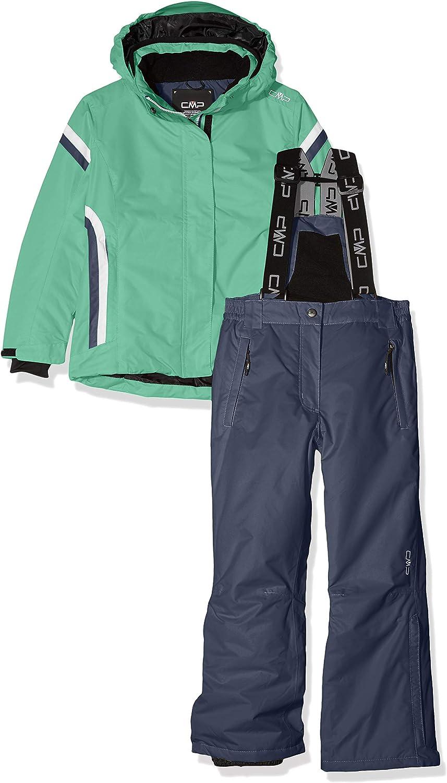 CMP Feel Warm Flat Set Giacca E Pantaloni