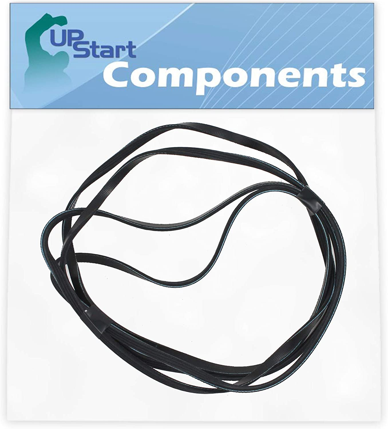 40111201 Dryer Belt Replacement for Admiral ADE7005AYW - Compatible with WP40111201 Drum Belt