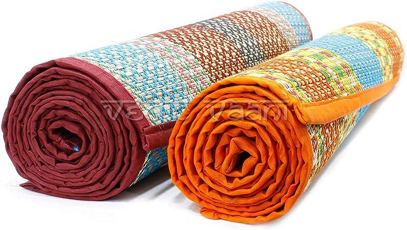 Amazon.com: Vedic Vaani Kusha Aasan for Puja, Yoga and ...