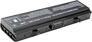 Replacement Battery Compatible with Dell Inspiron 1525 1526 1545 1546 PP29L PP41L Series Vostro 500, fits P/N X284G / M911 / M911G / GW240 / RN873 / GP952 / RU586 / C601H / 312-0844