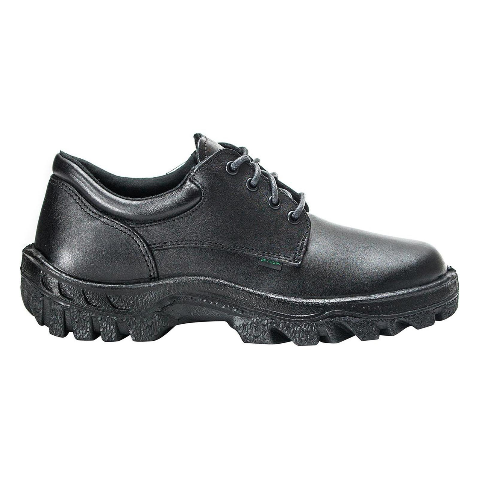 Rocky Men's Postal TMC Oxford Work Boot,Black,13 M US
