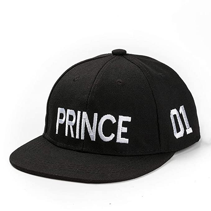 Amazon.com  Embroidery Boys Girls Snapback Hat Couple Baseball Cap for  Children Fashion Hip-Hop Caps  Clothing 8be905a7428