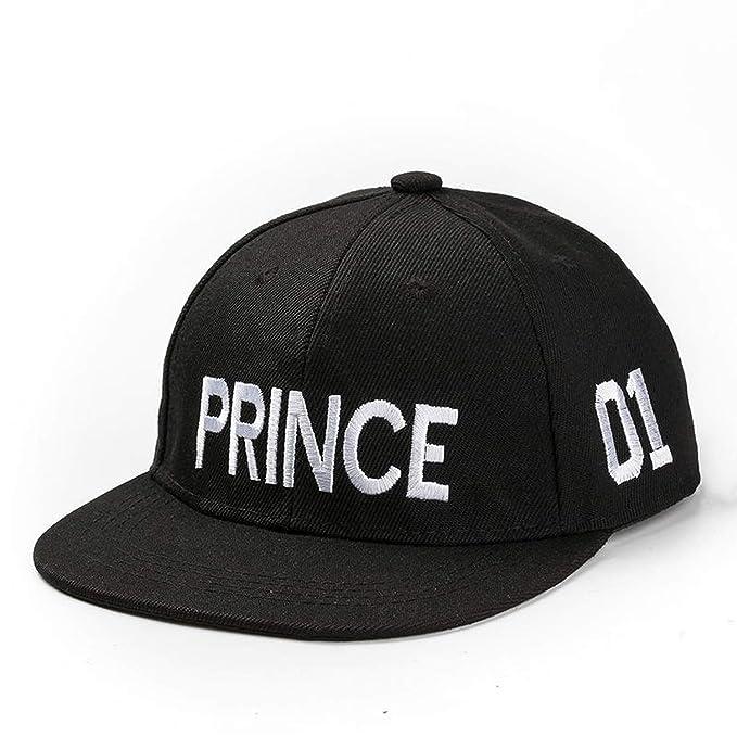 Amazon.com  Embroidery Boys Girls Snapback Hat Couple Baseball Cap for  Children Fashion Hip-Hop Caps  Clothing 5e5d92c111a