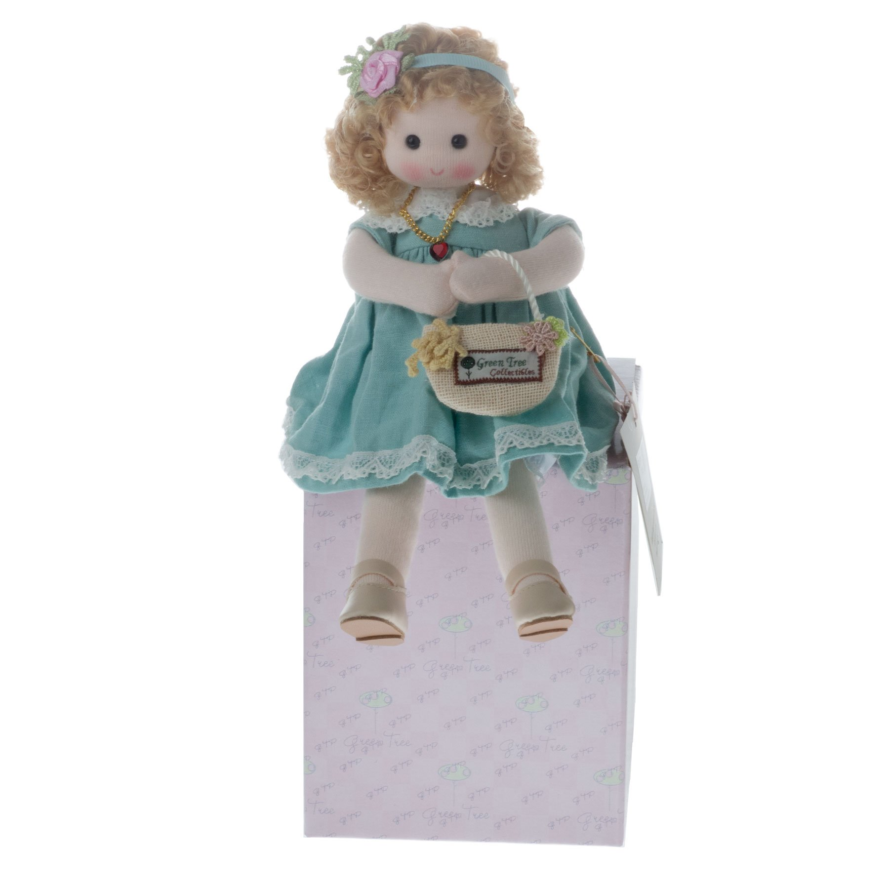 Green Tree Musical doll of the month July by Green Tree Products