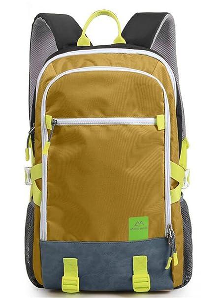 mochilas montaña Deportes y ocio al aire libre los hombres y las mujeres del bolso del