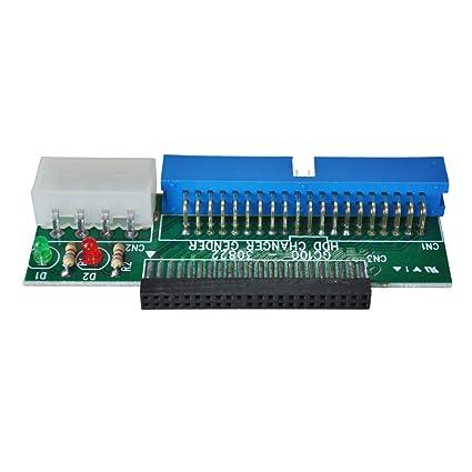 "SODIAL(R) 2.5"" a 3.5"" Adaptador de Computadora Portatil IDE Disco Duro"